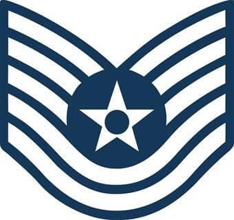 Tech Sergeant Stripes