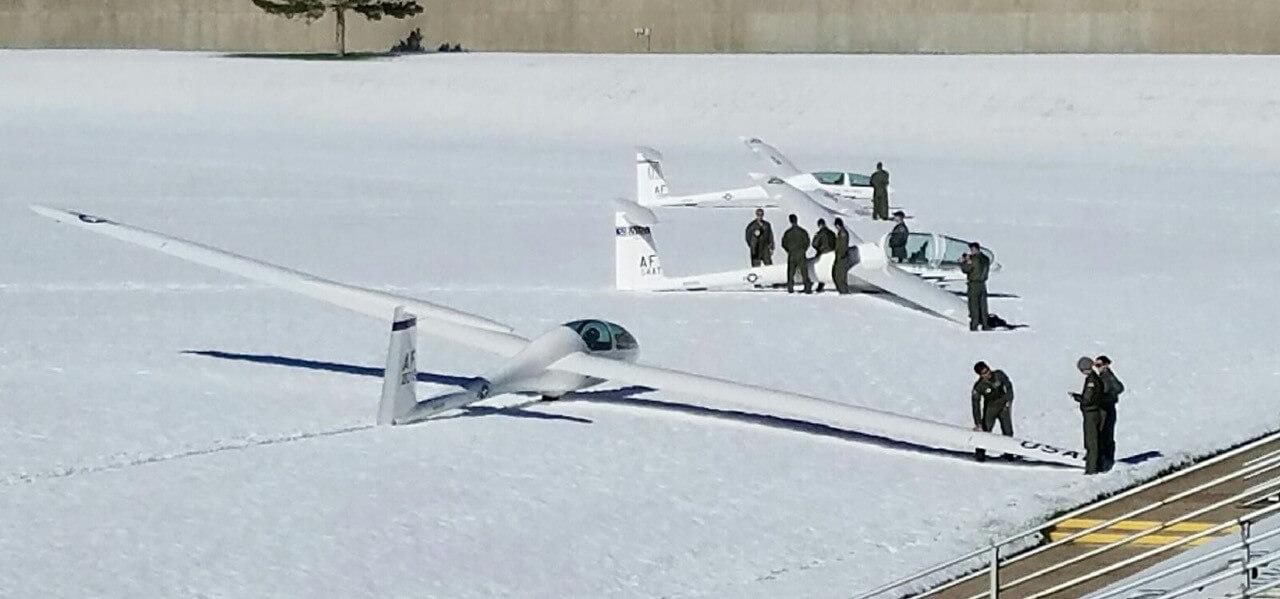 USAFA Glider 6