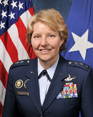 Lt Gen Michelle D. Johnson