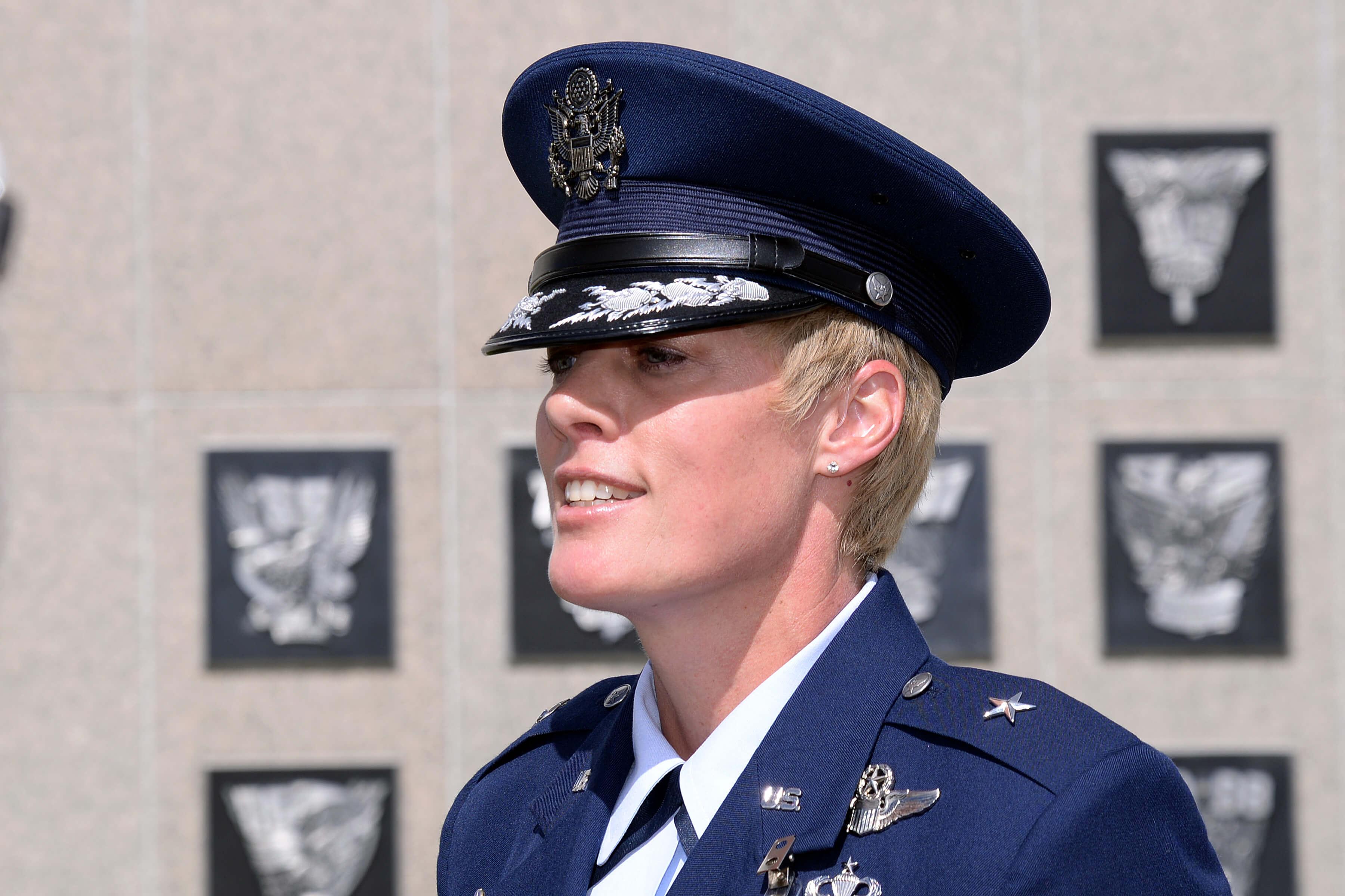 Brig Gen Goodwin - Assumption of Command