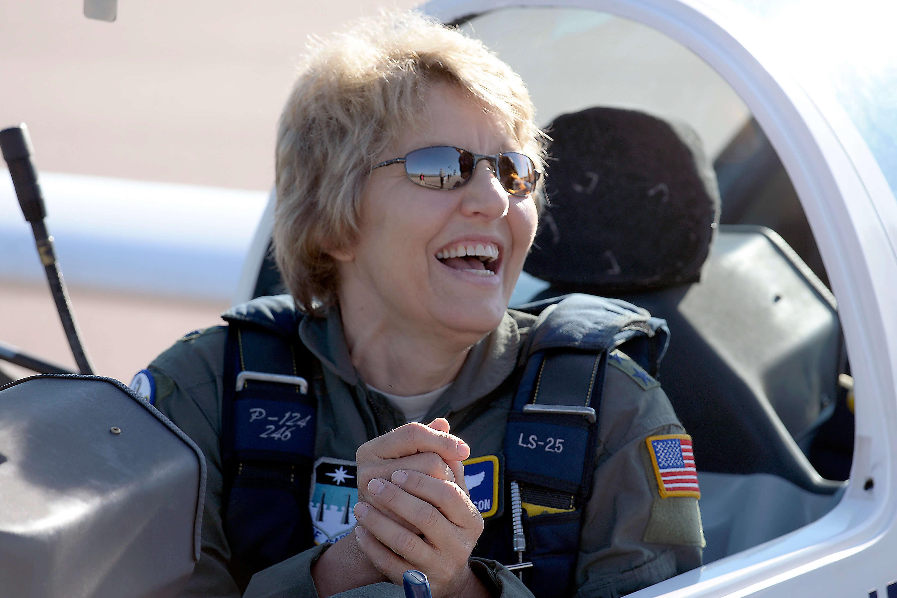 Gen. Johnson Final Flight