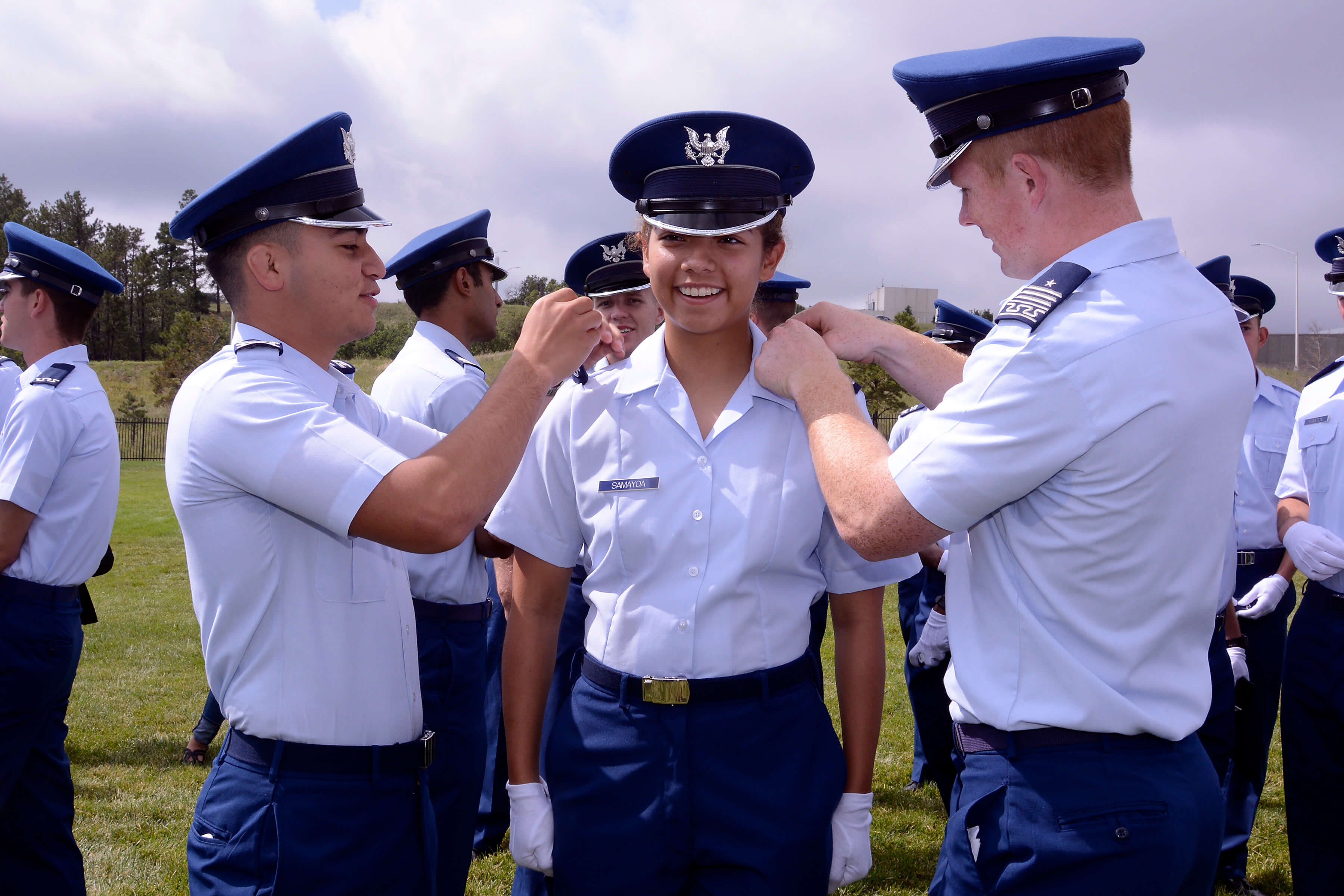 a2bf7ddfb7b02 Breaking Barriers: 70 years of success - United States Air Force Academy