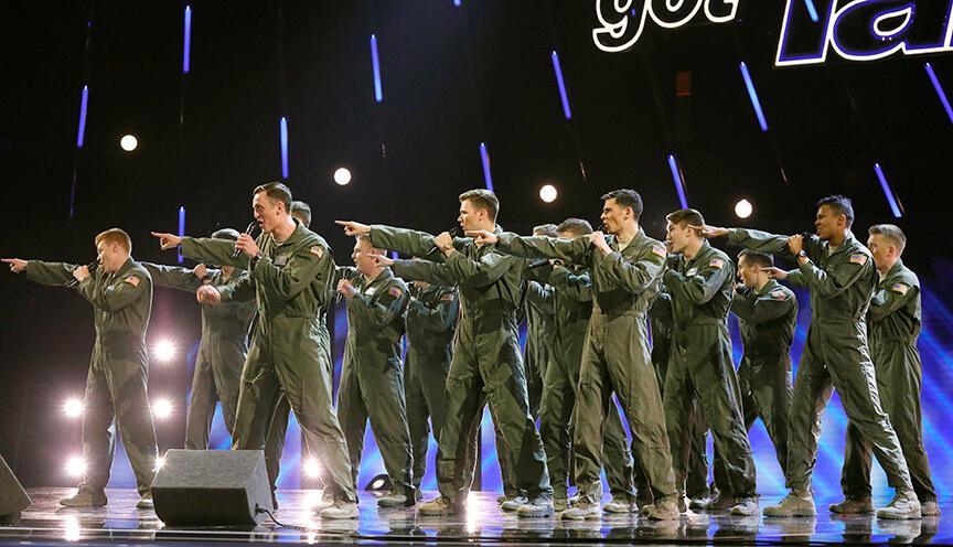 America's Got Talent - Season 12 - United States Air Force