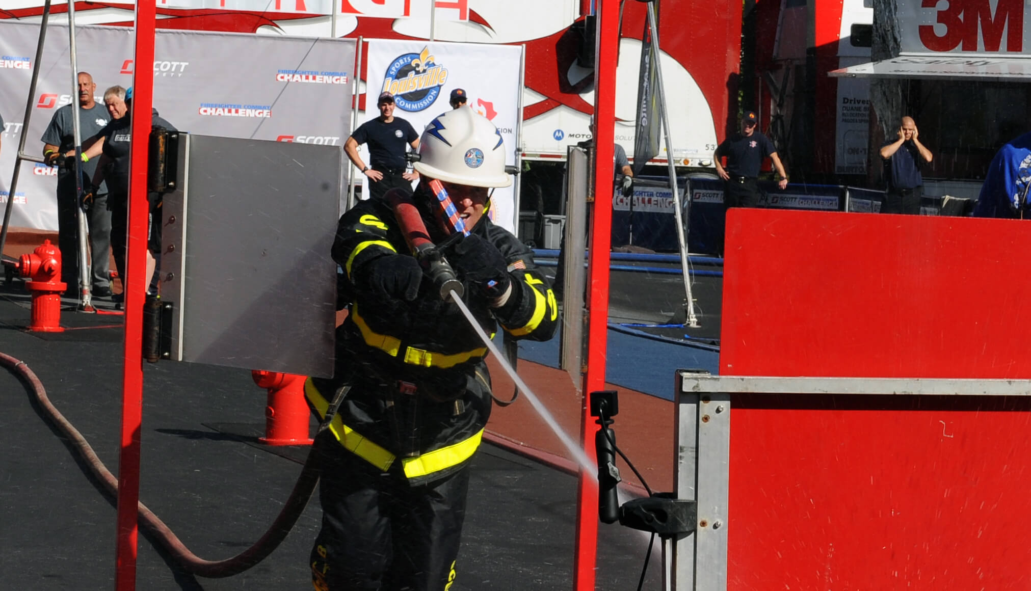 Firefighter Challenge 2017