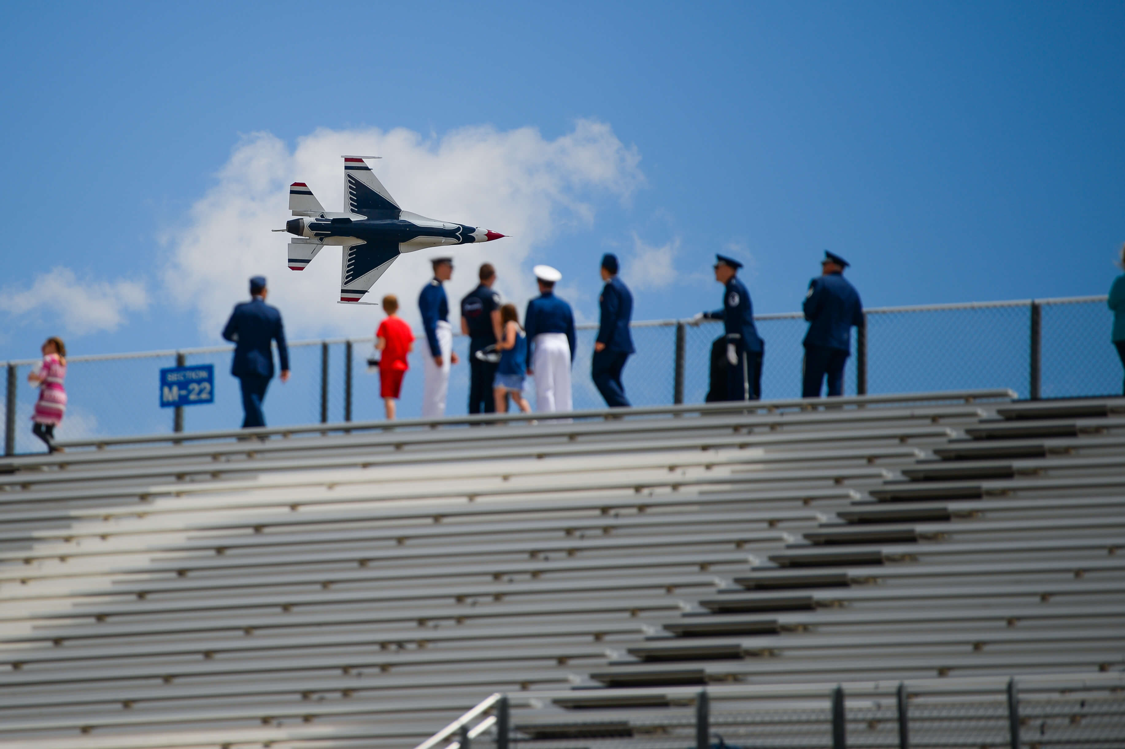 Thunderbirds Class of 2018 Graduation