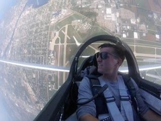 USAFA Glider 2