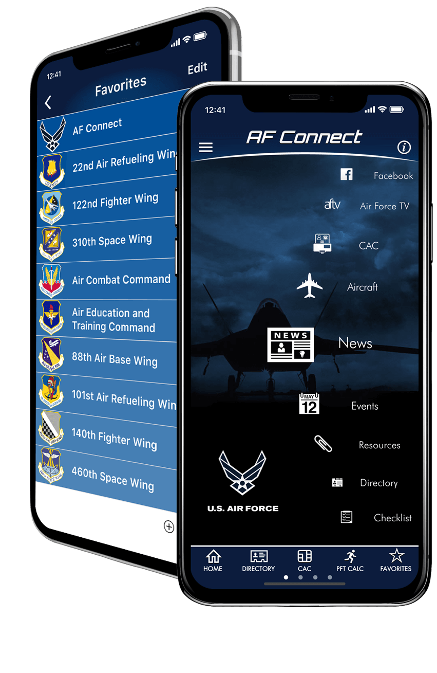New mobile app enables, engages, empowers Airmen - United