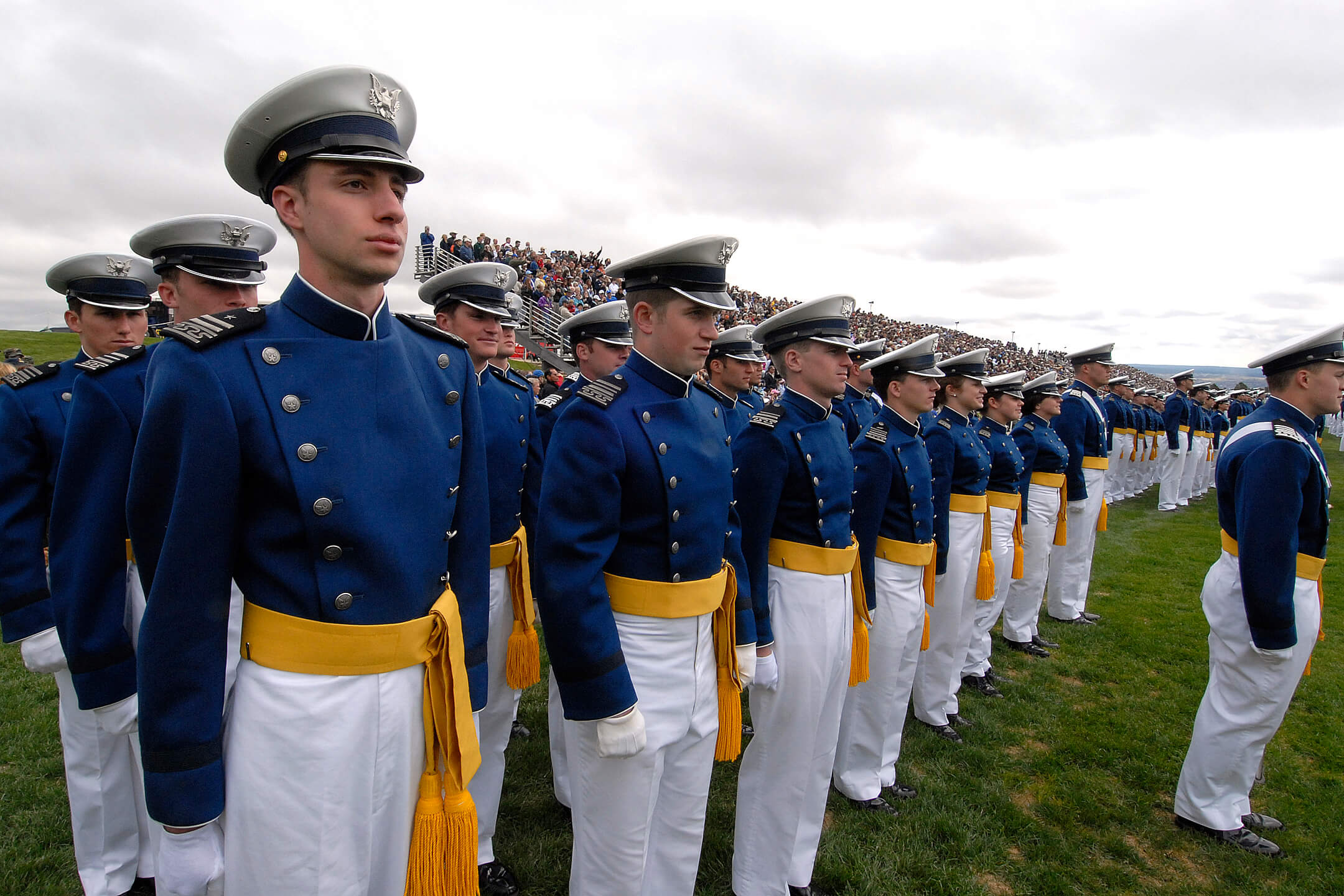 Air Force Academy to host Class of '19 graduation parade May 29