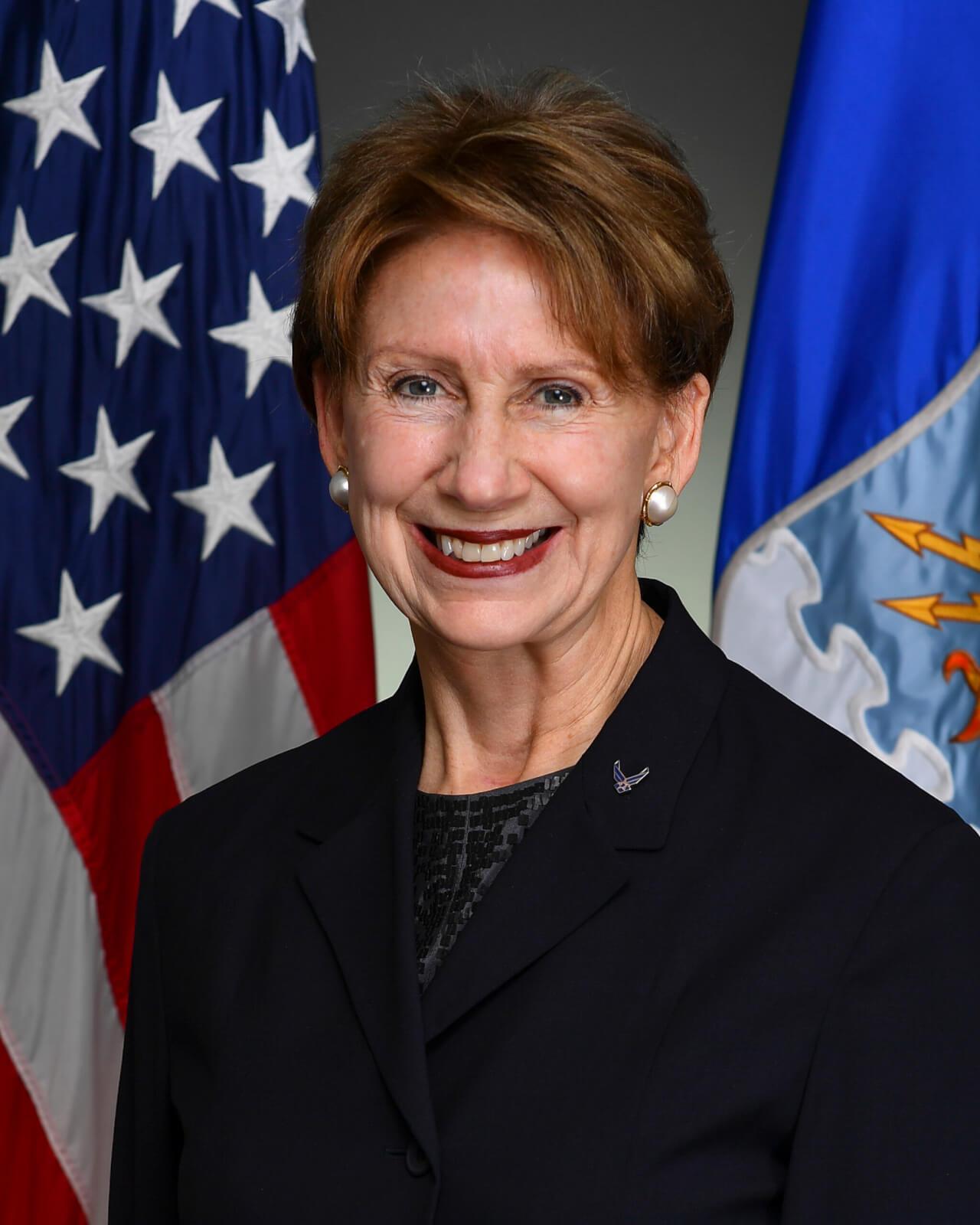 SecAF, The Honorable Barbara Barrett
