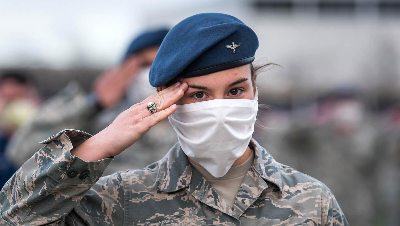 Pairs B//W Deputy Lieutenants Shoulder Roses