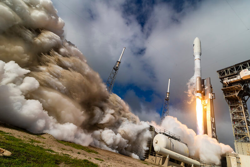ULA launch of 6th orbital test vehicle
