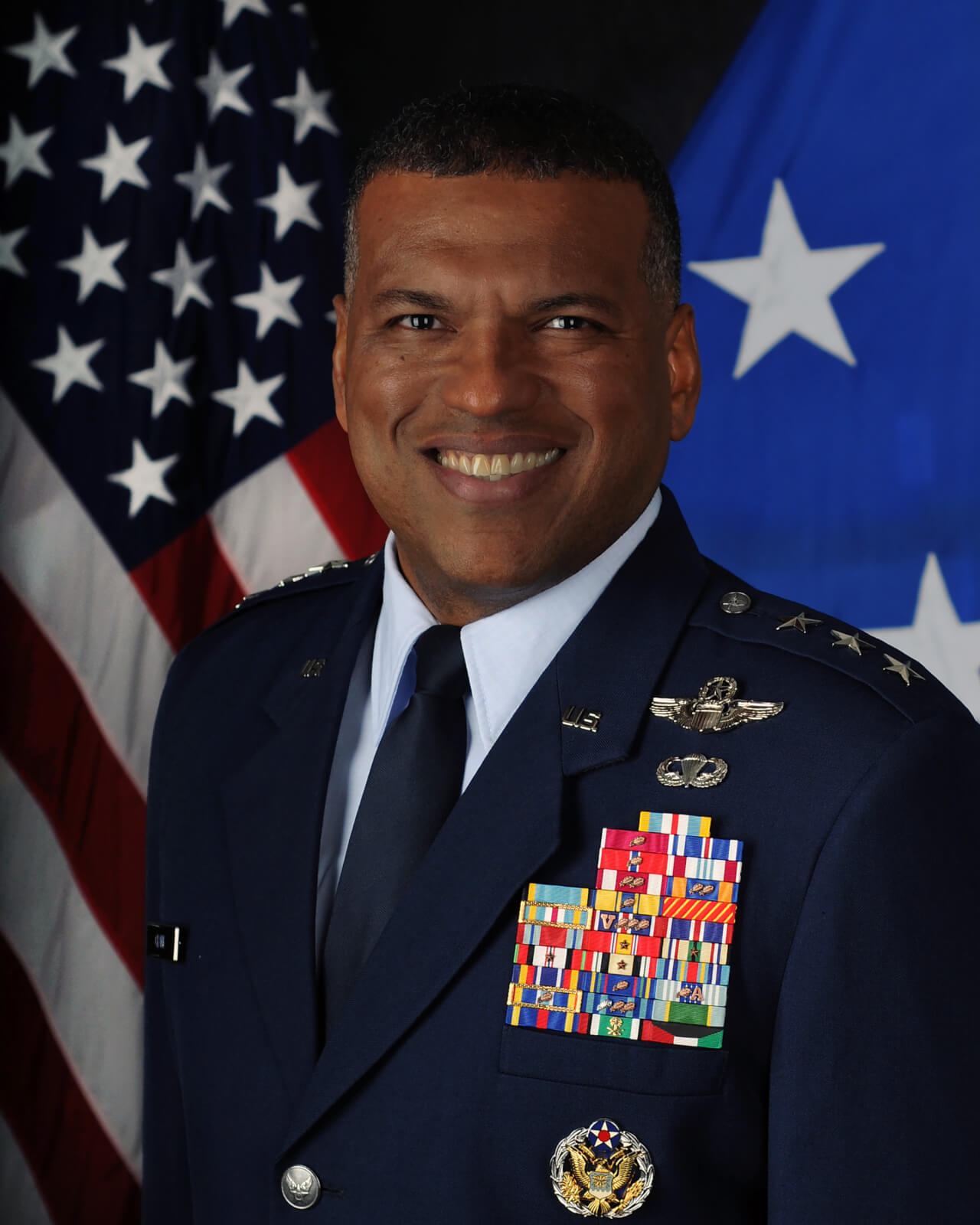 LT Gen Richard Clark