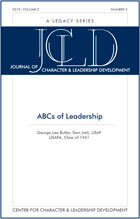 JCLD 2019-Vol2 Number2 Edition Report cover