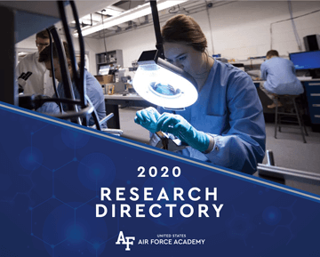 2020 Research Directory cover image