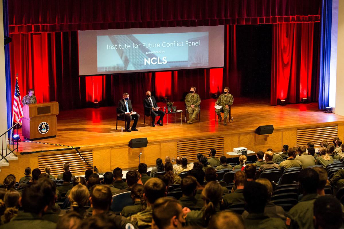 Institute for Future Conflict panel