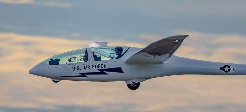 USAFA Glider 1