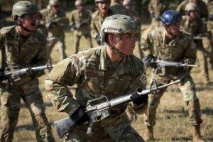 Cadet Basic Training