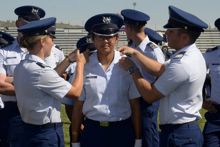 Traditions - United States Air Force Academy