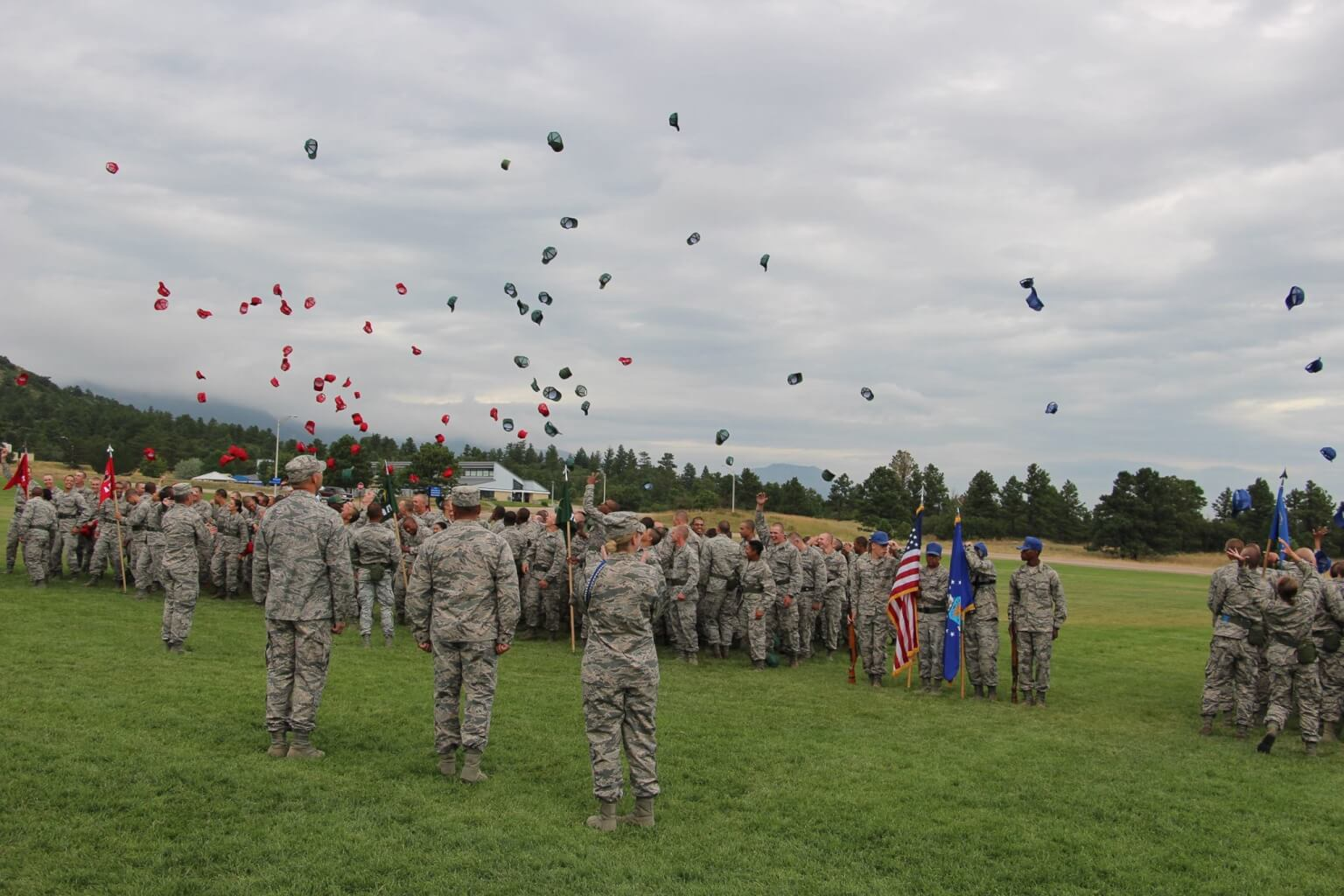 how to get into the air force academy prep school