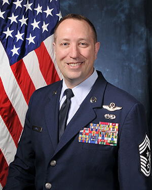 Image of Chief Master Sergeant Robert A. Boyer