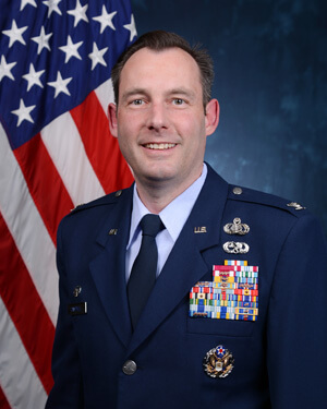 Col Shawn Campbell