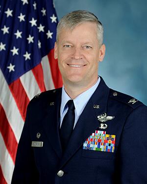 Colonel Dale E. Hetke