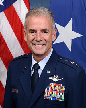 Official photo for superintendent Lt Gen Jay B. Silveria