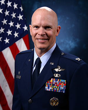 Colonel Timothy W. Thurston II