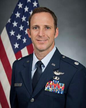 Lieutenant Colonel Daniel H. Bolin