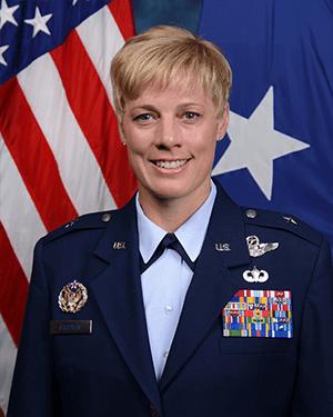 Brigadier General Kristin E. Goodwin