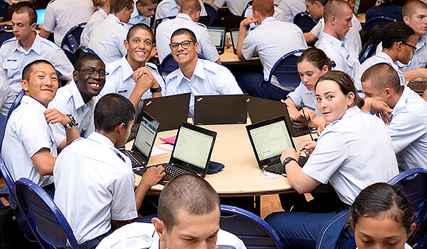 What the new core curriculum means for the USAFA Class of 2021 and