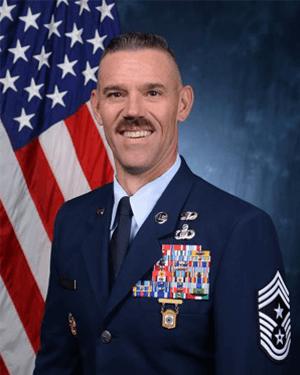 Chief Master Sergeant Daniel J. Bouchee