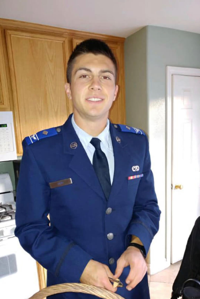 Cadet Candidate Micah Tice