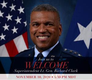Welcome Call with Lt Gen Clark
