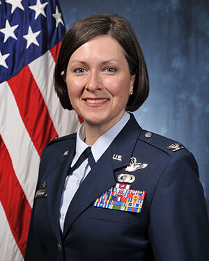 Colonel Jacqueline Breeden