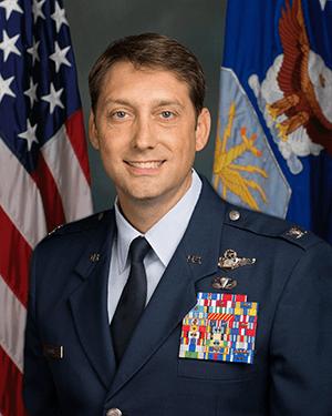 Colonel David A. Harris Jr.