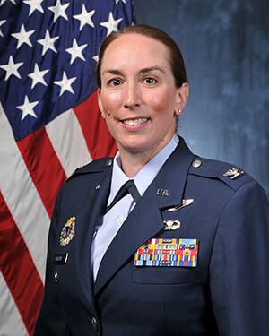 Colonel Meg Martin