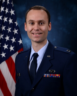 Official Photo of Captain Zachary Condon