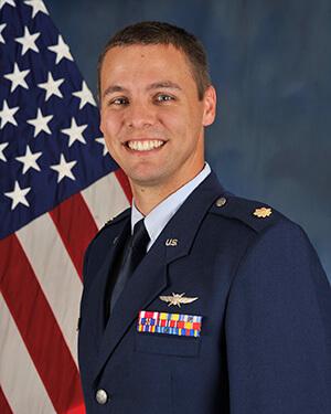 official photo of Major Judson Dressler