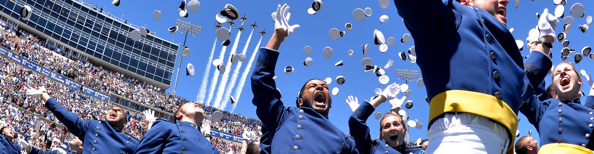 Usafa Graduation 2020.Graduation United States Air Force Academy