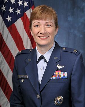 Colonel Kathleen Harrington