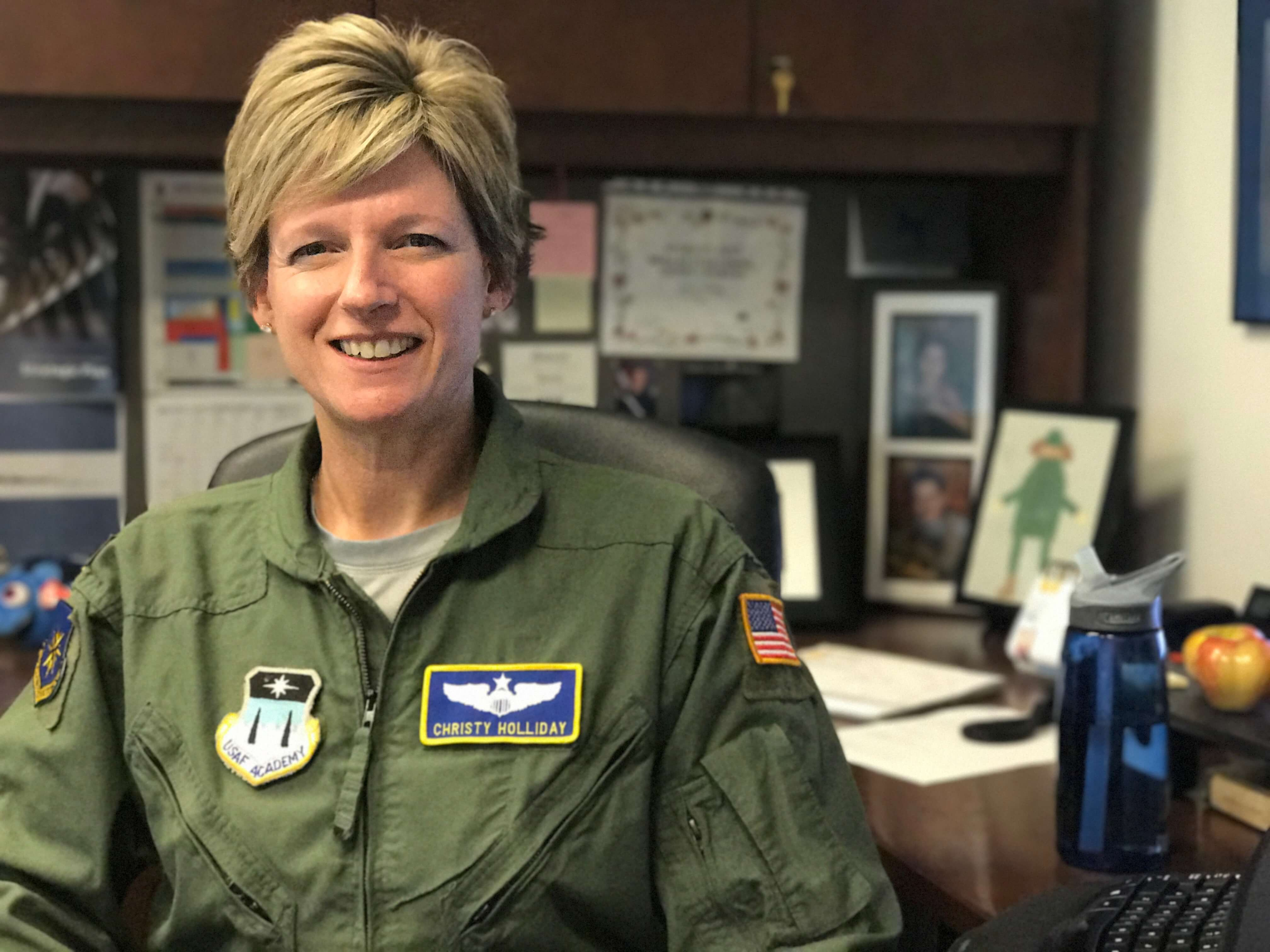Col. Christine Holliday