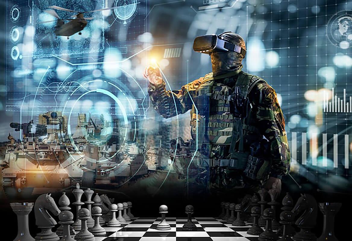 VR graphic
