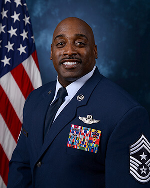 Official photo of CMST Johnson (CW)