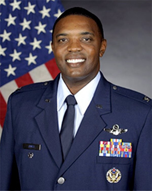 Official photo of Colonel Otis C. Jones