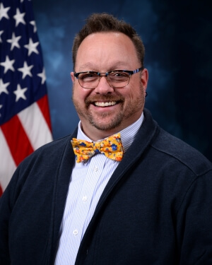 Official Photo of Joseph Currin