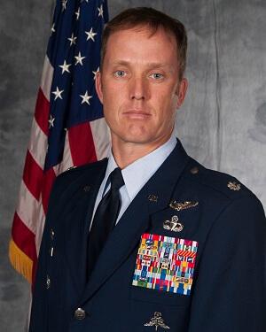 Lt Col Jason Egger