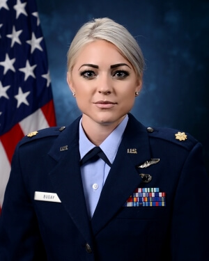 Official Photo of Major Cherie Buday