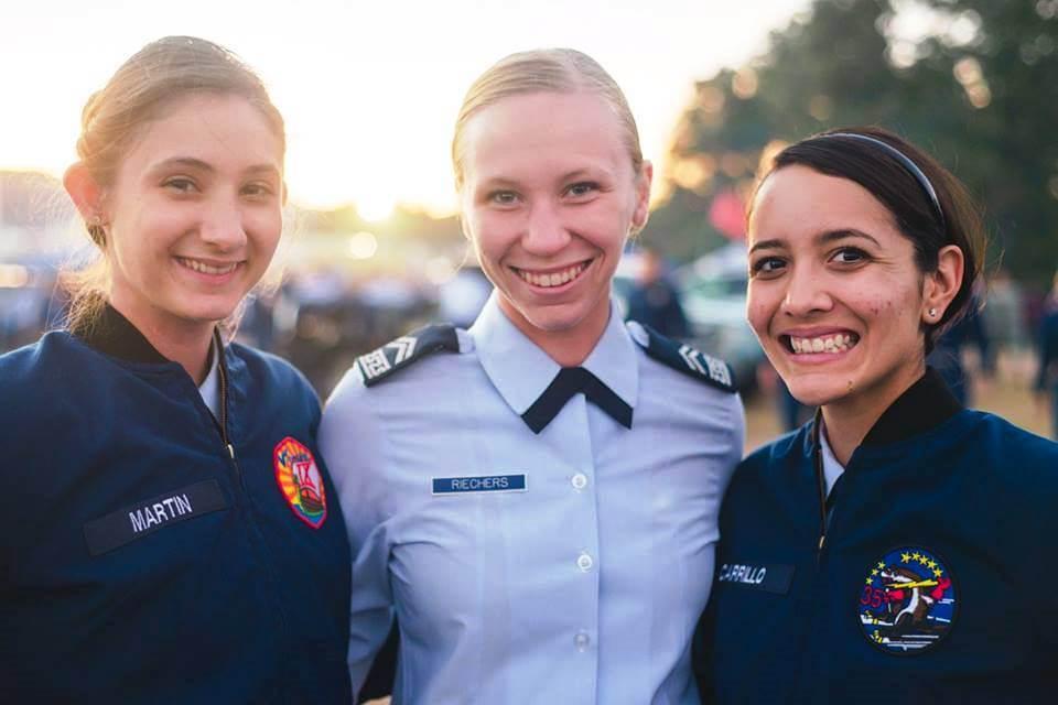 Cadet Emily Martin