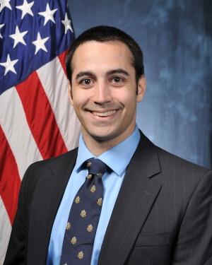 Official Photo of Aaron Albert